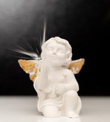 Angel. Figure. Lights. Spirituality 2