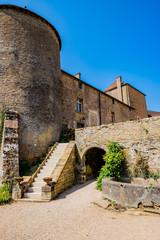 Le Château de Berzé-le-Châtel
