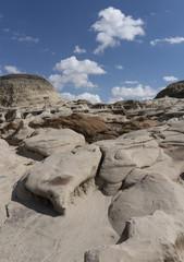 Bisti/De-Na-Zin Badlands Rock Formations