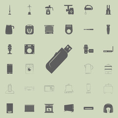 flash card icon. Electro icons universal set for web and mobile