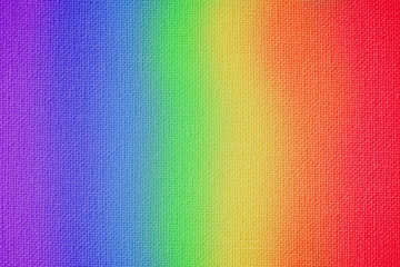 rainbow colorful canvas texture background