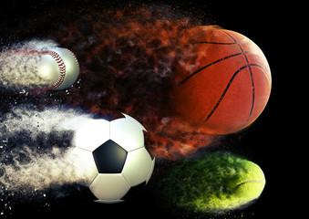 粉砕する各種のボール