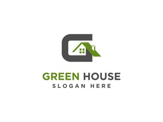 initial G real estate logo Designs Inspiration