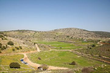 Tel Yodfat, Yodfat Mound