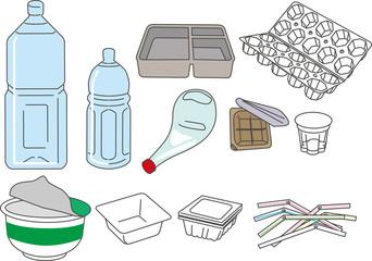 プラスチック ゴミ