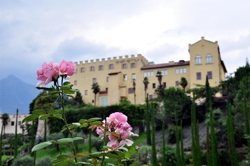 Schloss Trautmannsdorf Meran
