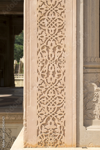 Pillar Design Jaipur India Stock Photo And Royalty Free Images On
