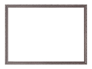 Silver frame for paintings, mirrors or photo