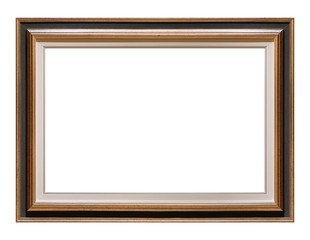 Wooden frame for paintings, mirrors or photo