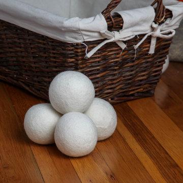 Dryer sheep ball