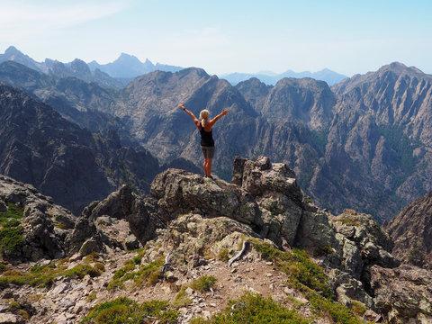 Korsika - Glücksmomente beim Wandern