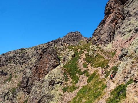 Korsika - auf dem Fernwanderweg GR 20