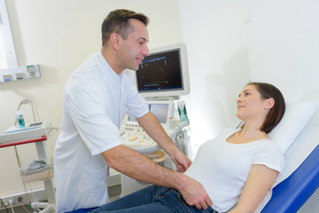 having an ultrasound