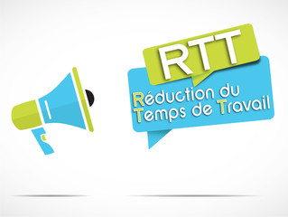 mégaphone : RTT