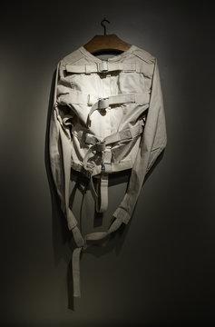 Old psychiatric straitjacket
