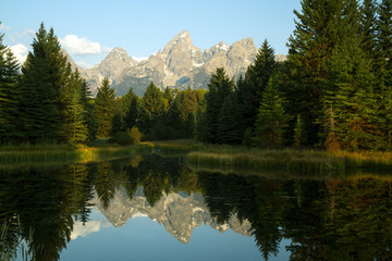 Autumn at Grand Teton National Park