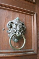 Gargoyle Door Knocker
