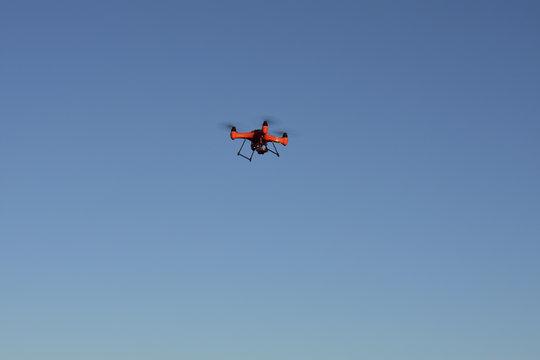 SwellPro Drone Flight