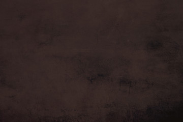Brown grungy canvas background or texture with dark vignette borders