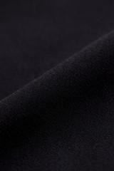 黒いシフォン素材