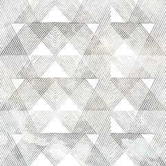 Geometry texture repeat modern pattern - 224479652