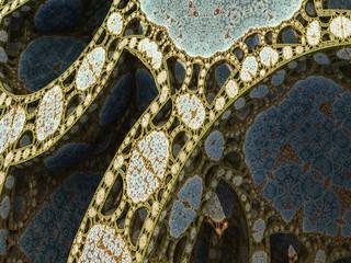 fractal abstract mathematics computer generated illustration