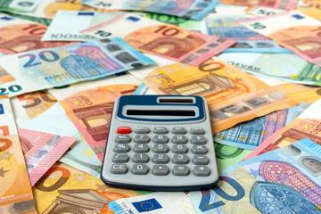 Savings, finances and economy concept