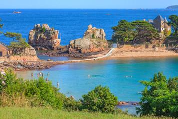 île de Bréhat, Cotes-d'armor, Bretagne