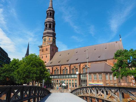 Kirche in Hamburg