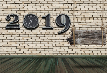 Happy new year 2019 with new timing in life