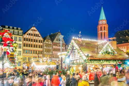 Weihnachtsmarkt Frankfurt Main.Weihnachtsmarkt Frankfurt Am Main Stock Photo And Royalty Free