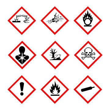 Hazard set vector