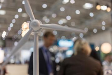 Windenergiemesse