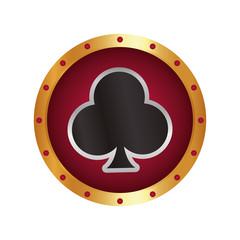 poker symbols design
