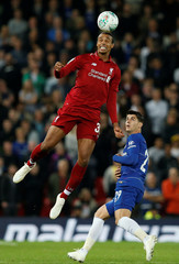 Carabao Cup - Third Round - Liverpool v Chelsea