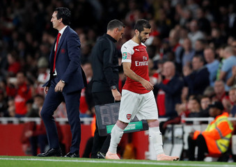 Carabao Cup - Third Round - Arsenal v Brentford