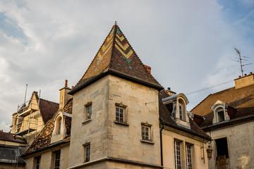 Dans les rues de Dijon