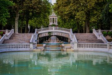Le Parc Darcy à Dijon