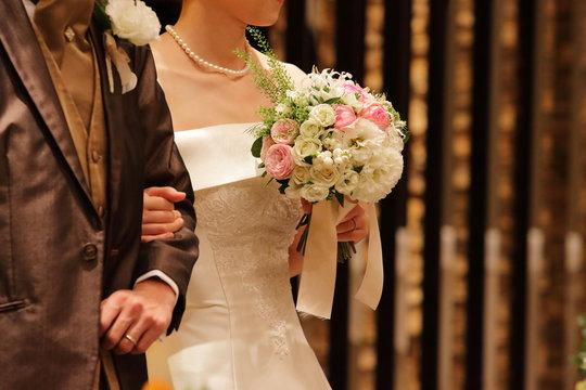 幸せの結婚式