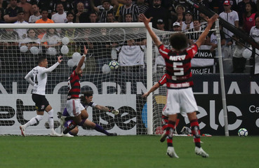 Copa do Brasil - Corinthians v Flamengo Semi Final Second Leg