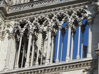 фрагмент, собор парижской богоматери, нотр дам де пари