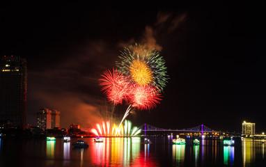 Da Nang Fireworks Festival 2018