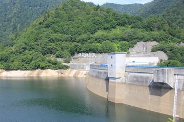矢木沢ダム/奥利根湖(群馬県)