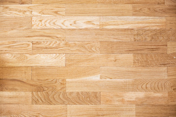 Parquet done with high precision and skill