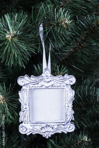 Free photo of picture frame online christmas trees
