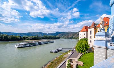 Dürnstein an der Donau Fototapete