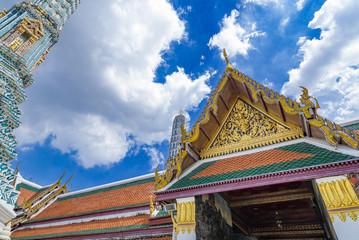タイ王宮・ワットプラケオ(Wat Phrakeaw Thai)