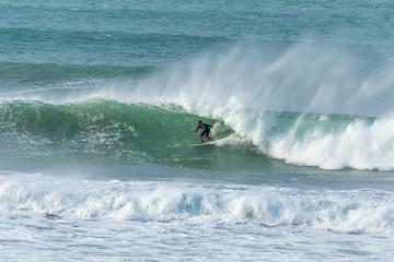 December Surf,  Fistral Beach, Newquay, Cornwall