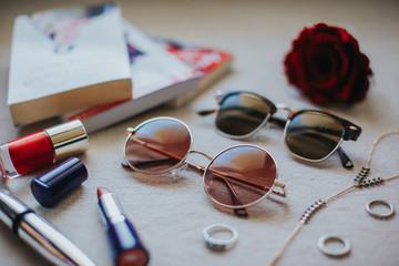 lunettes de soleils femme ronde