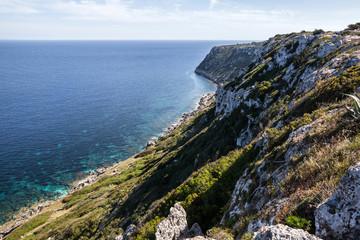 Scogliera a Formentera